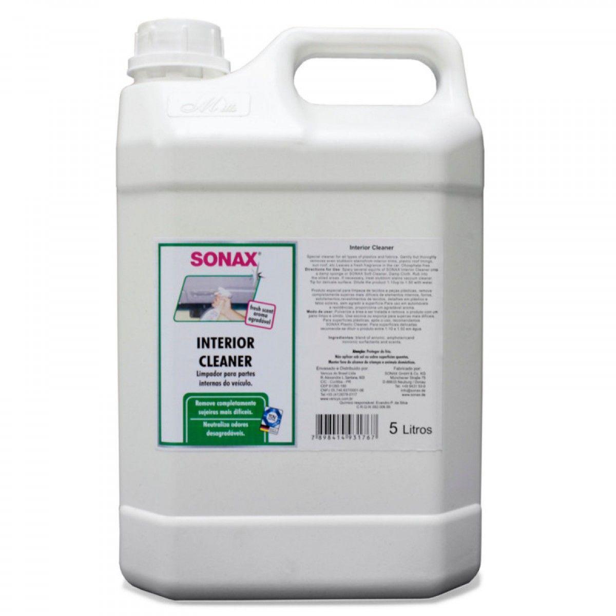 Interior Cleaner SONAX 5L