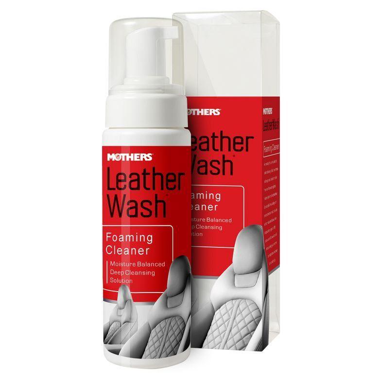 LEATHER FOAMING WASH CLEANER - ESPUMA LIMPADORA P/ COURO