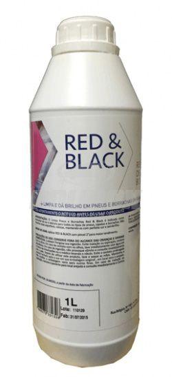 LIMPA PNEU RED & BLAC 1LT PEROL - PEROL - UNI