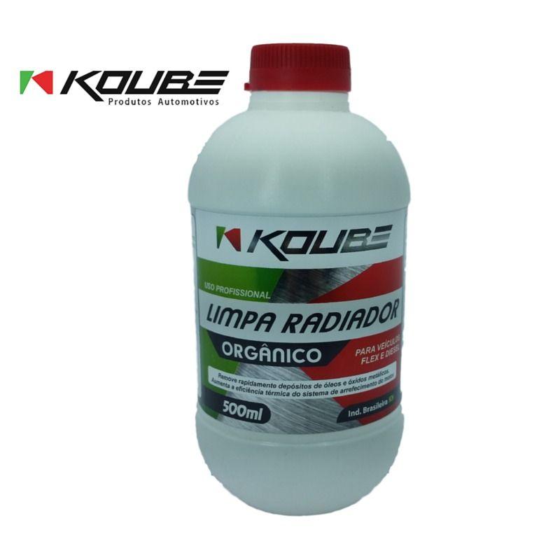 Limpa Radiadores Orgânico 500ml Koube