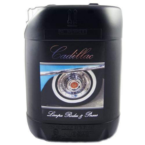Limpa Rodas e Pneus Cadillac 5 litros