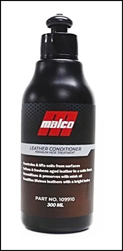 LIMPADOR MALCO LEATHER CONDITIONER 300 ML