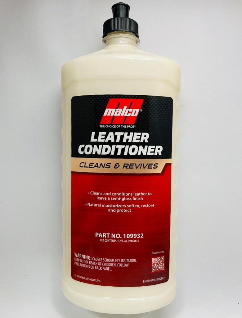 Limpador Malco Leather Conditioner 946ml