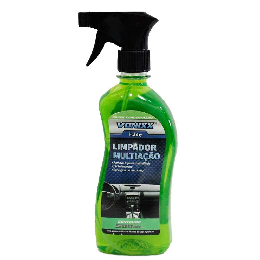 Limpador Multiação Vonixx 500 ml