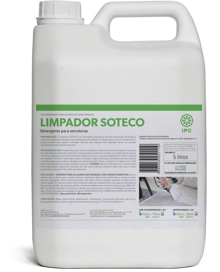 LIMPADOR SOTECO 5 LITROS