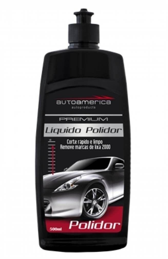 LIQUIDO POLIDOR AUTOAMÉRICA - 500G