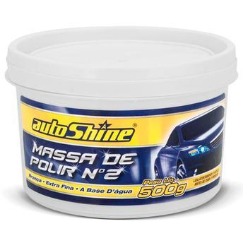 MASSA DE POLIR N2 BASE AGUA 500ML
