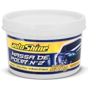 MASSA DE POLIR N2 BASE AGUA 500ML