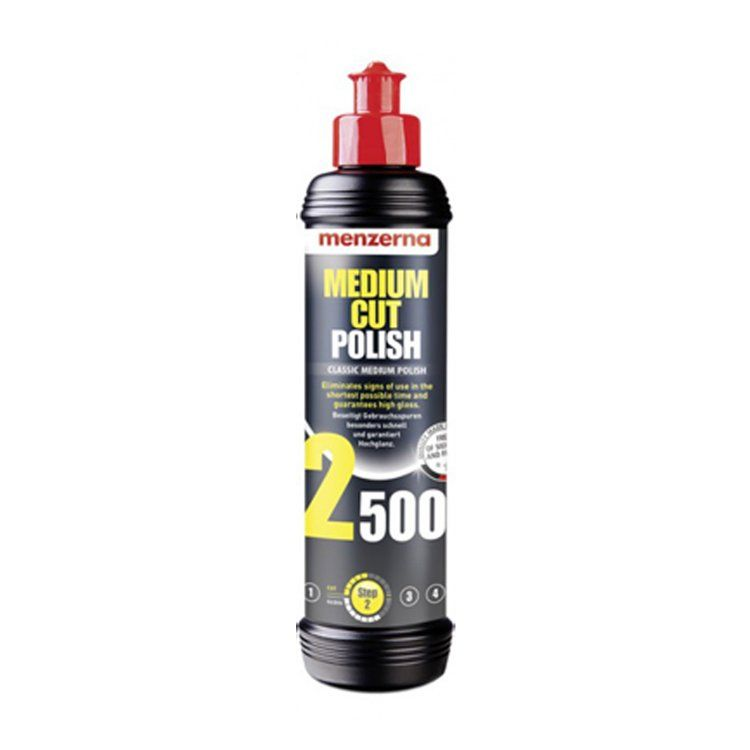 MEDIUM CUT POLISH - PF2500 250ML