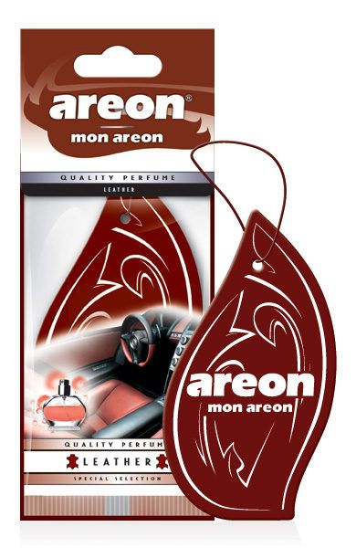 """MON AREON LEATHER """"COURO"""""""