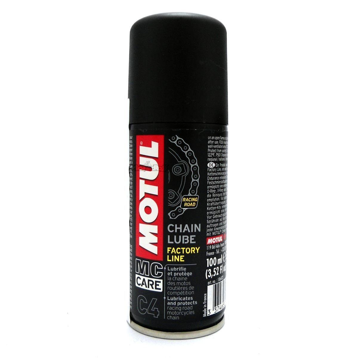 MOTUL - C4 CHAIN LUBE FACTORY LINE 100 ML