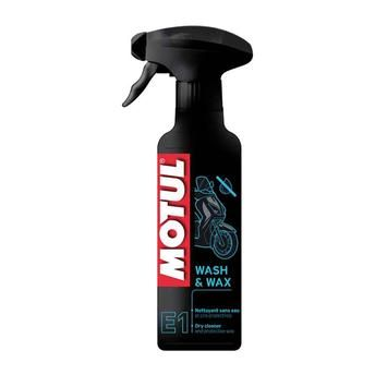 MOTUL E1 WASH E WAX 400ML