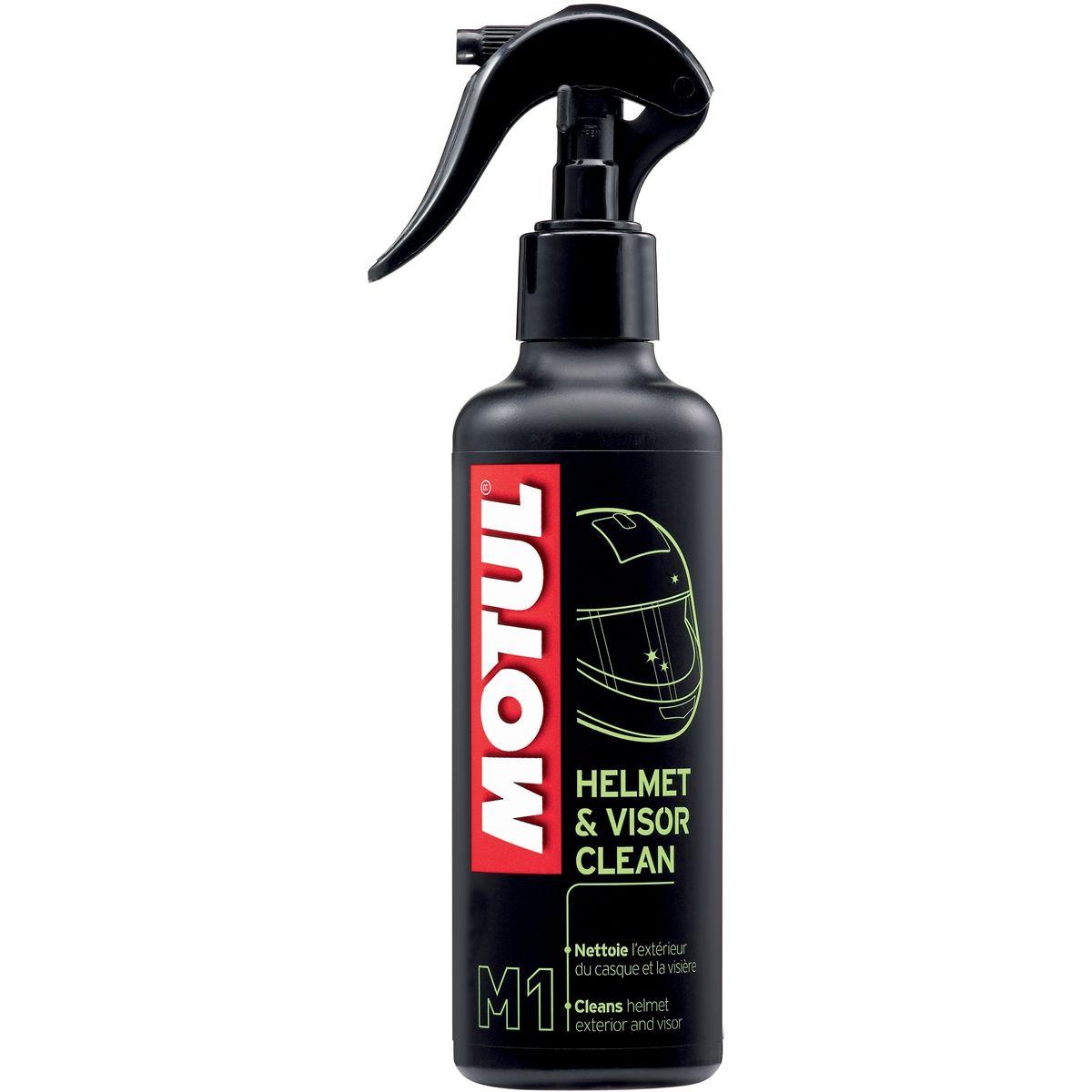 MOTUL M1 HELMET E VISOR CLEAN 250ML