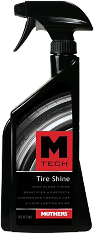 MTECH TIRE SHINE - GEL PARA PNEUS MOTHERS 710 ML