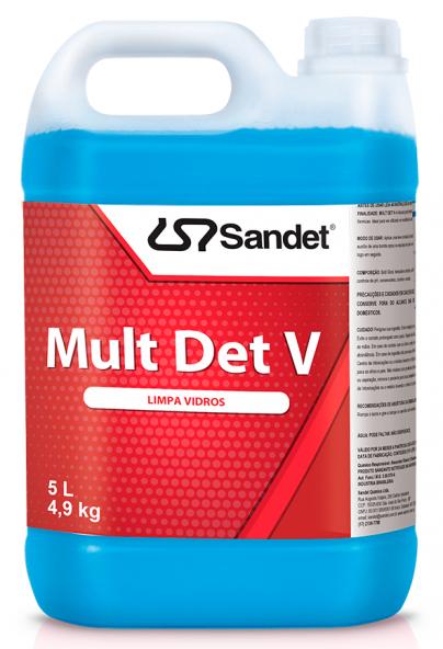 """MULT DET """"V"""" 5L"""