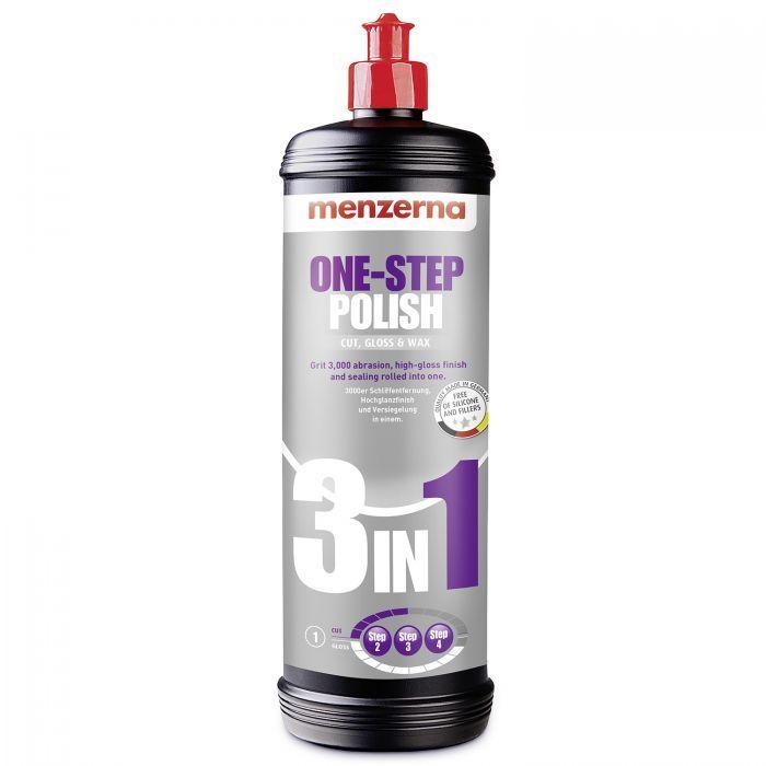 ONE STEP POLISH - 3 IN 1 1L