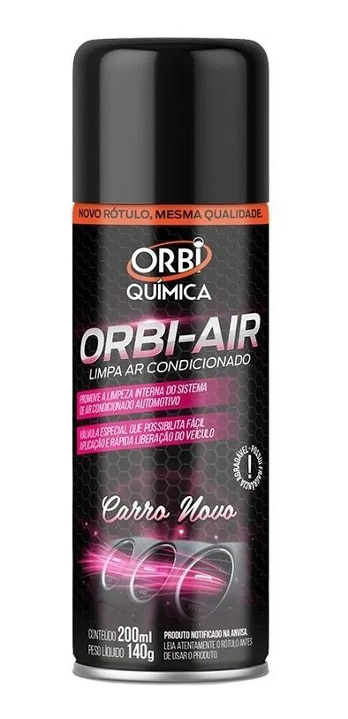 ORBI AIR - CARRO NOVO - 200ML / 140G