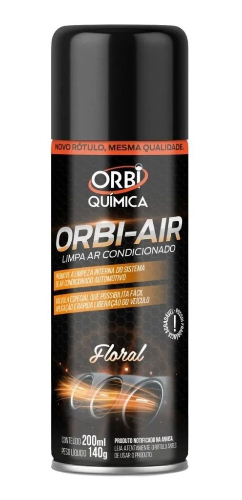 ORBI AIR - FLORAL - 200ML / 140G