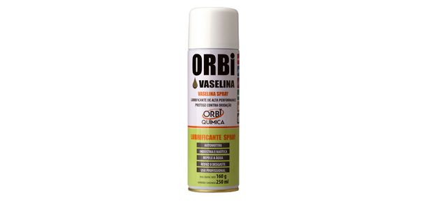 ORBISPRAY VASELINA 160G/300ML
