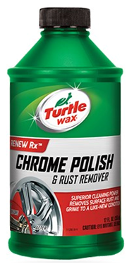 Polidor de cromados Turtle Wax