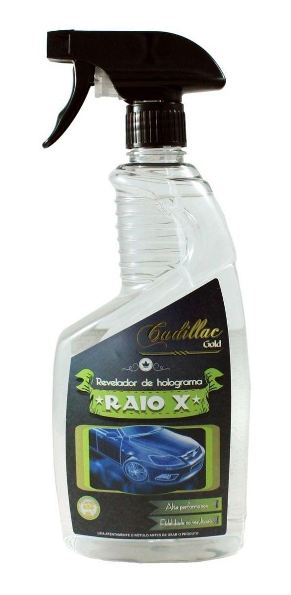 RAIO X REV. DE HOLOGRAMAS CADILLAC - 650 ML