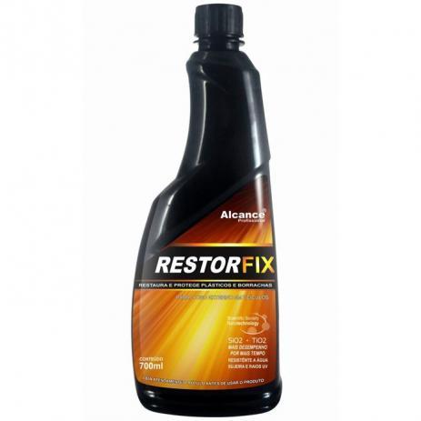 RESTORFIX RESTAURADOR Plasticos externos 700ML