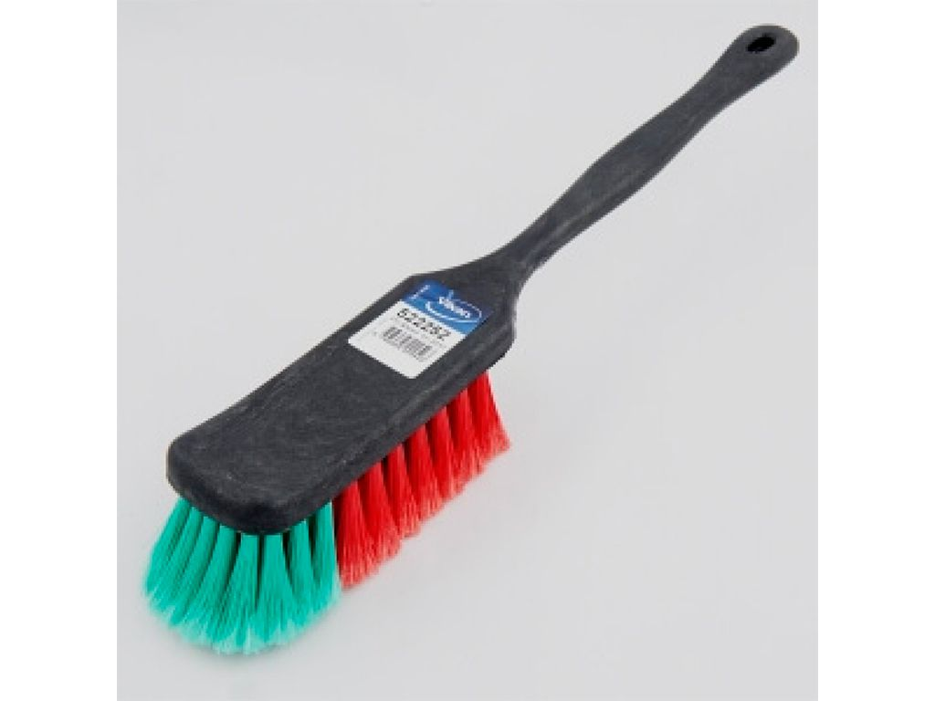 RIM BRUSH , VTS POLYESTER BRISTLESS 57 X 410 MM