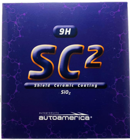 SC2 - SHIELD CERAMIC COATING 20 ML  SIO2 9H