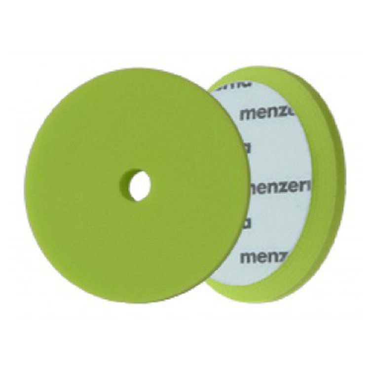 SOFT CUT FOAM PAD GREEN MENZERNA 150MM/5'