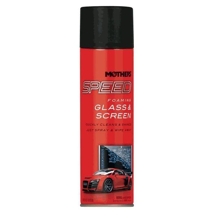 SPEED GLASS E SCREEN CLEANER AEROSOL - LIMPADOR DE VIDROS