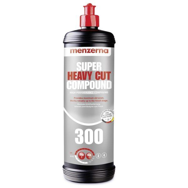 SUPER HEAVY CUT COMPOUND 300 1L