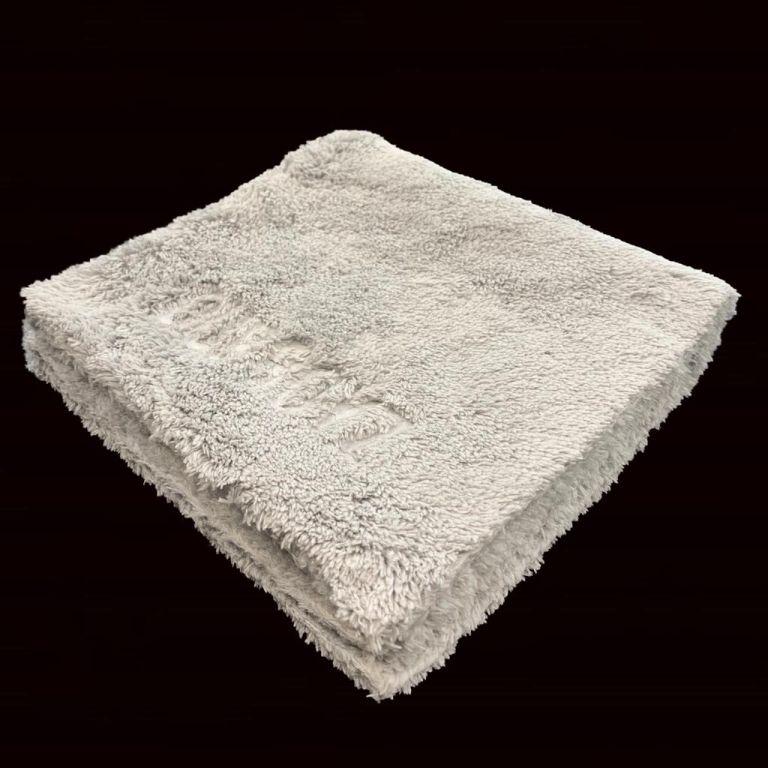 Toalha de microfibra - Db Towel - 500 GSM 40X40 (Cinza)