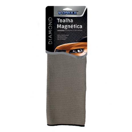 Toalha Magnética Vonixx 50X70 cm