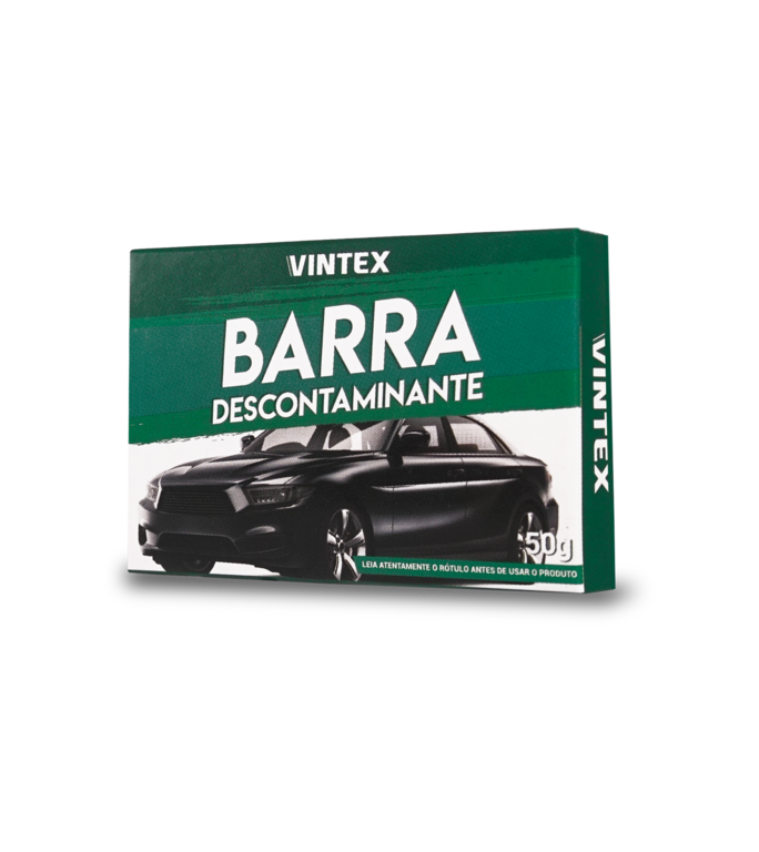 BARRA DESCONTAMINANTE 50G VINTEX