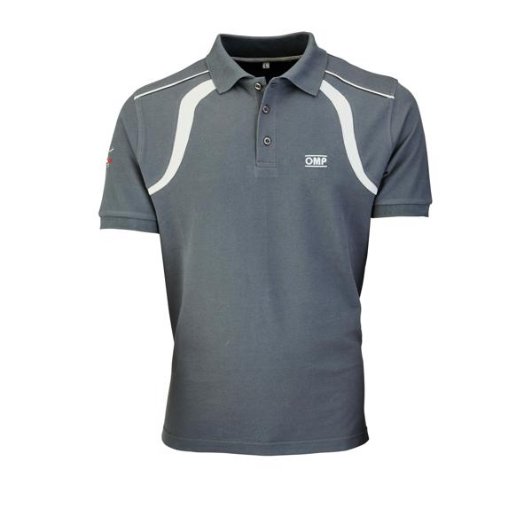 Camisa Polo Racing Spirit OMP