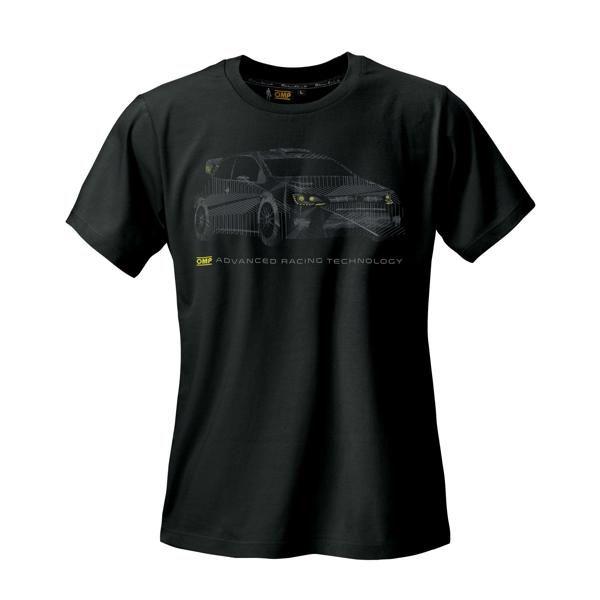 Camiseta Rally OMP