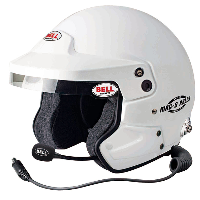 Capacete Bell  Mag-9 Rally