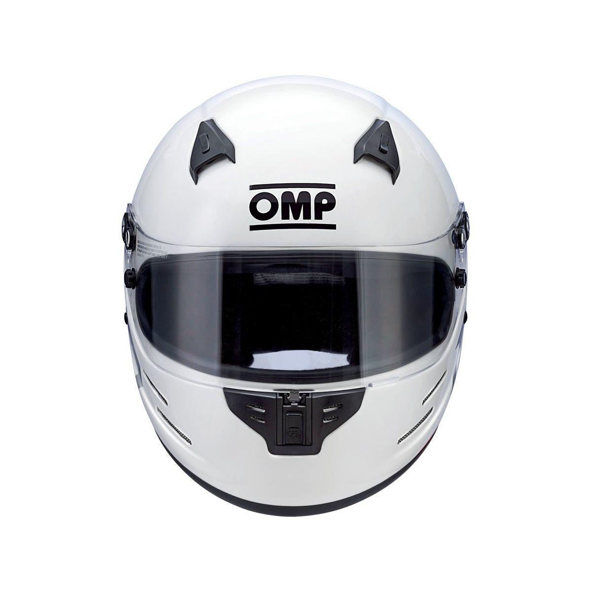 Capacete Racing GP 8 EVO OMP