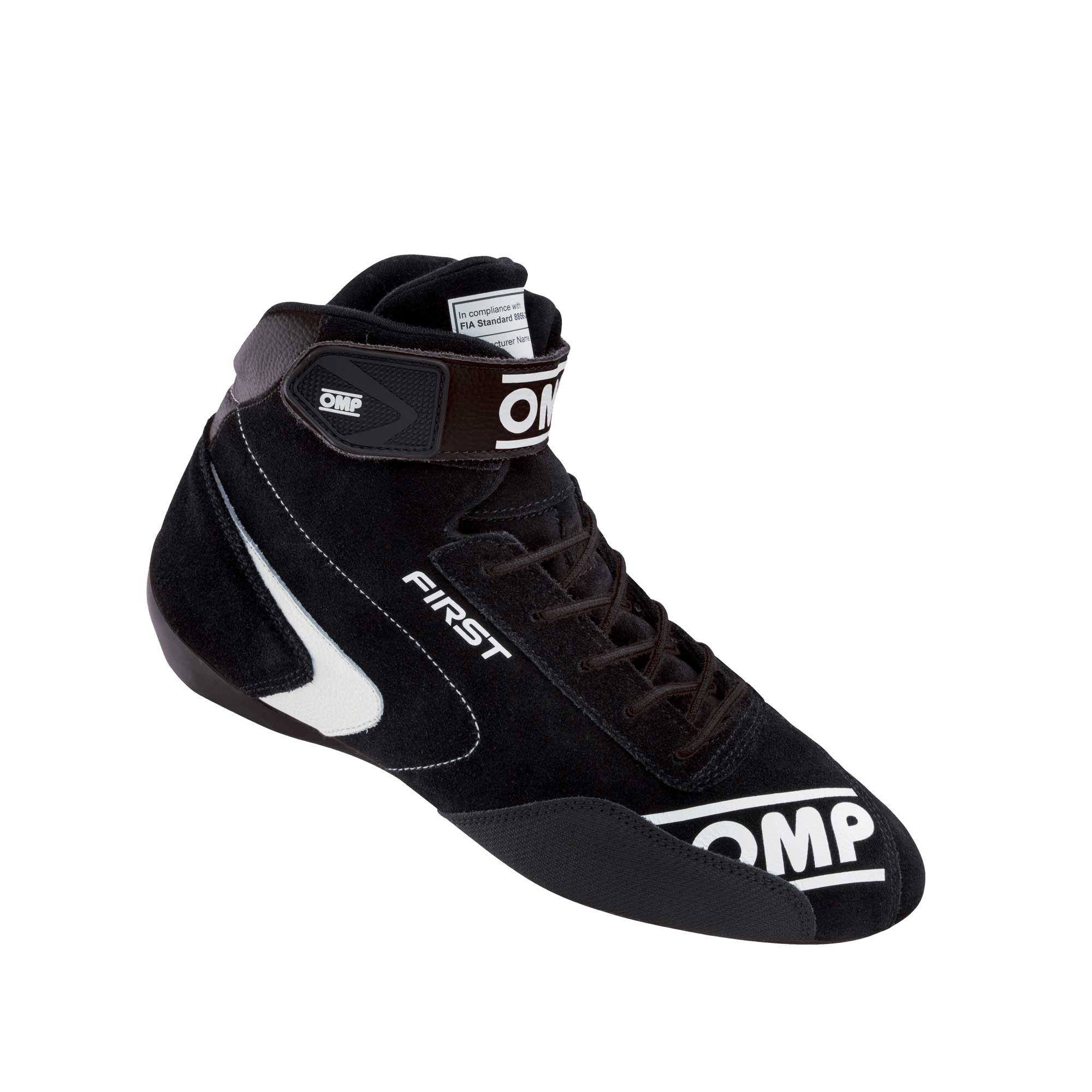 Nova Sapatilha Racing First OMP 2020
