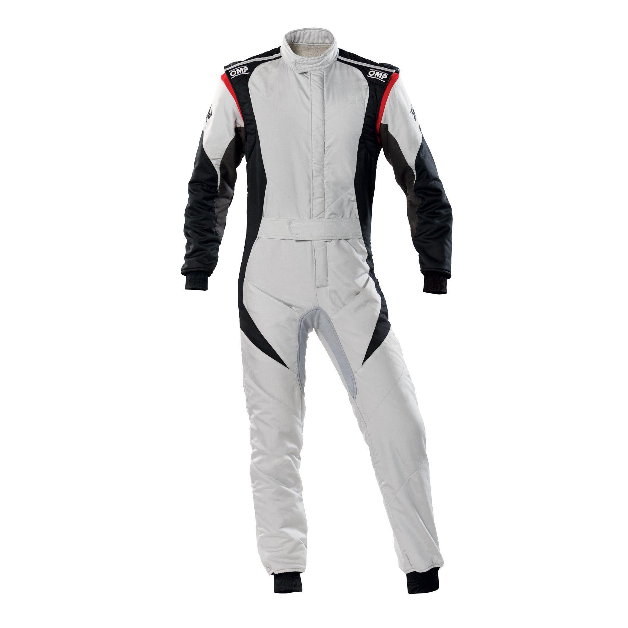 Novo Macacão Racing First-Evo OMP 2020