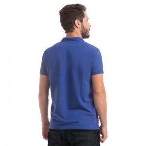 Camiseta Masculina Casual Polo Basic