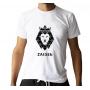 Camiseta Masculina Colors Leão Grande