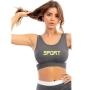 Top Feminino Cut Sport