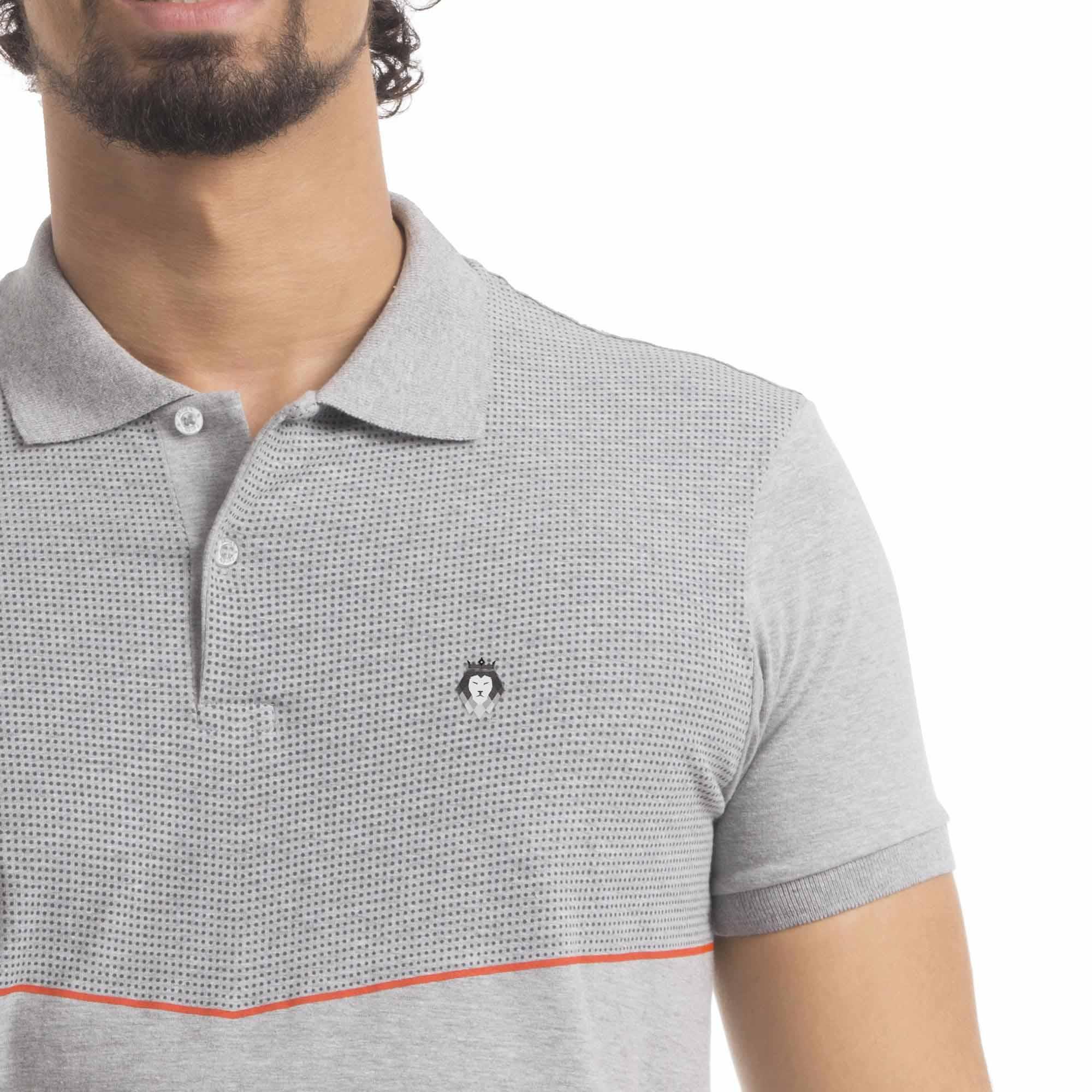 Polo Premium V Zaiden Masculina