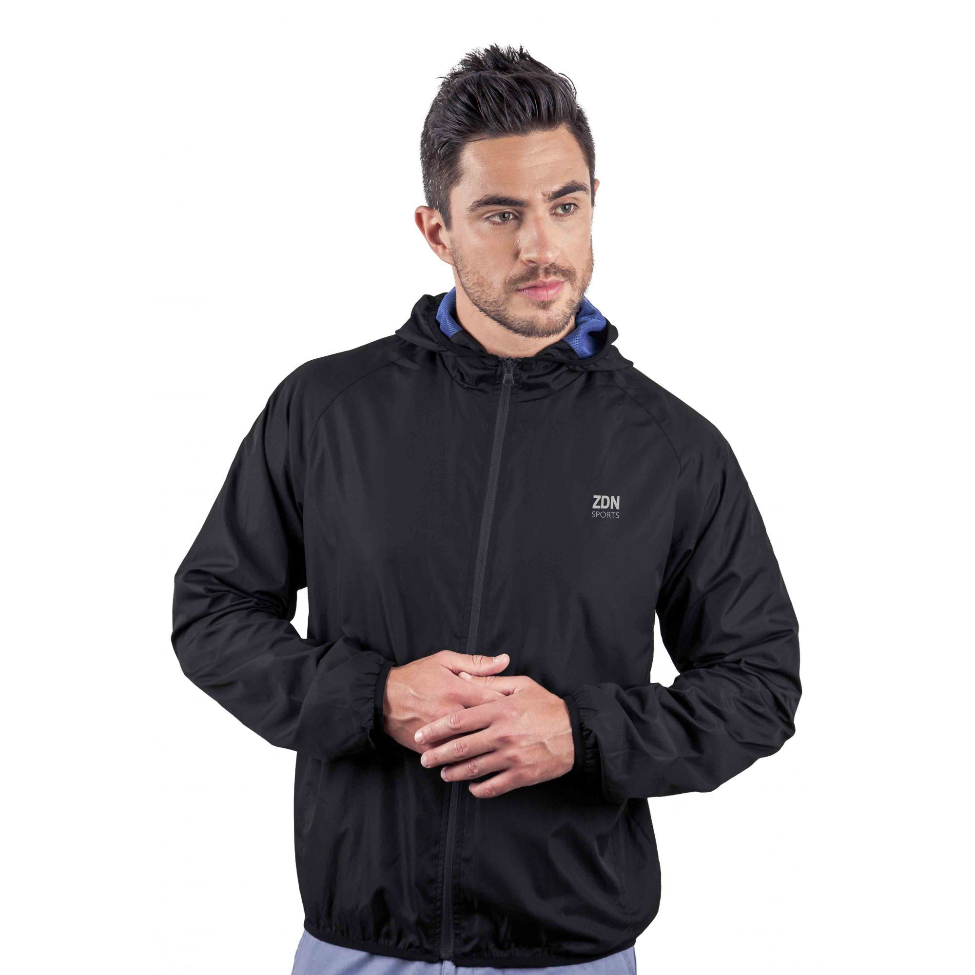 Jaqueta Windbreaker ZDN Sports