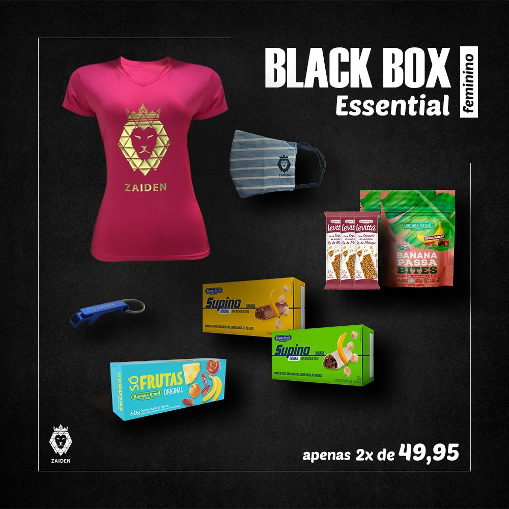 Kit Essential Feminino