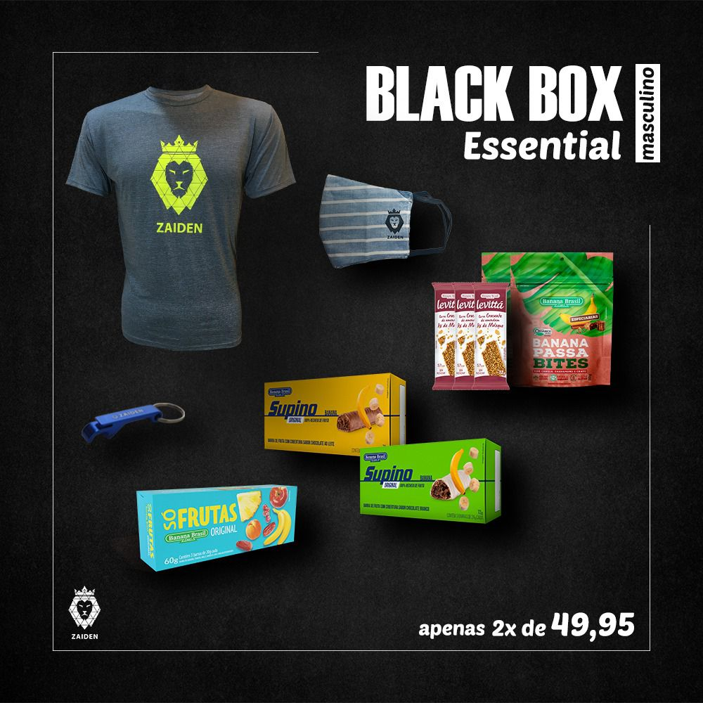 Kit Essential Masculino