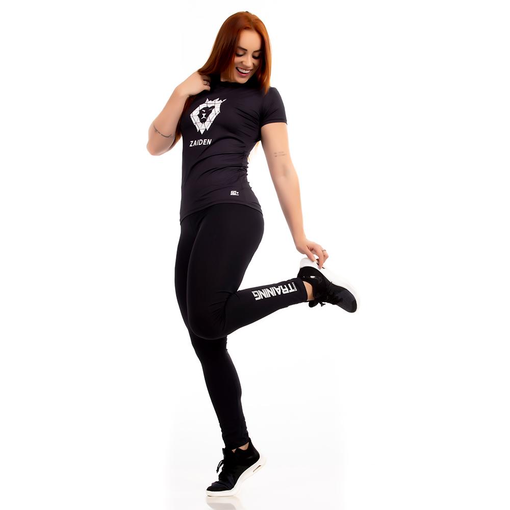 Legging Poliamida Basic Zaiden