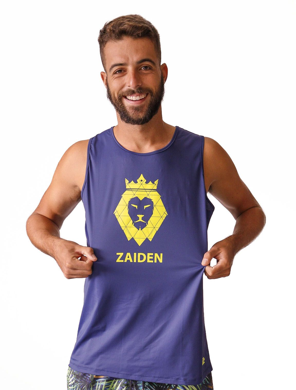 Regata Poliamida ZDN Sports Lion Neon