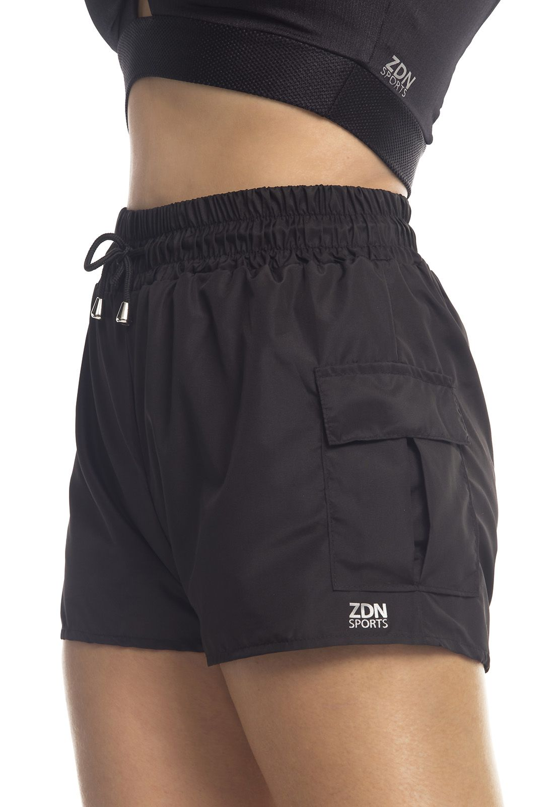 Short Black ZDN Sports